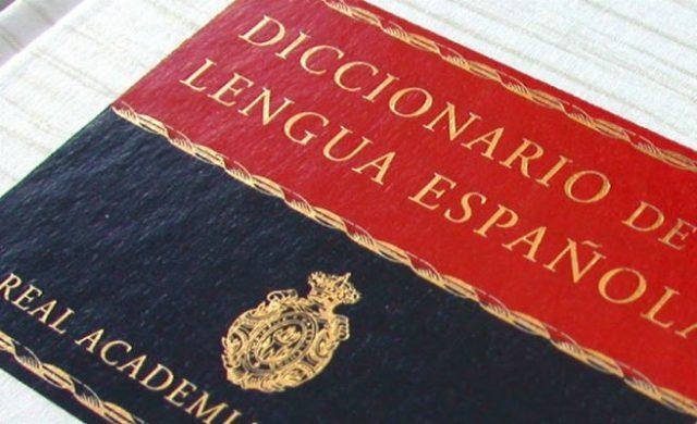 diccionario de lengua enspanola
