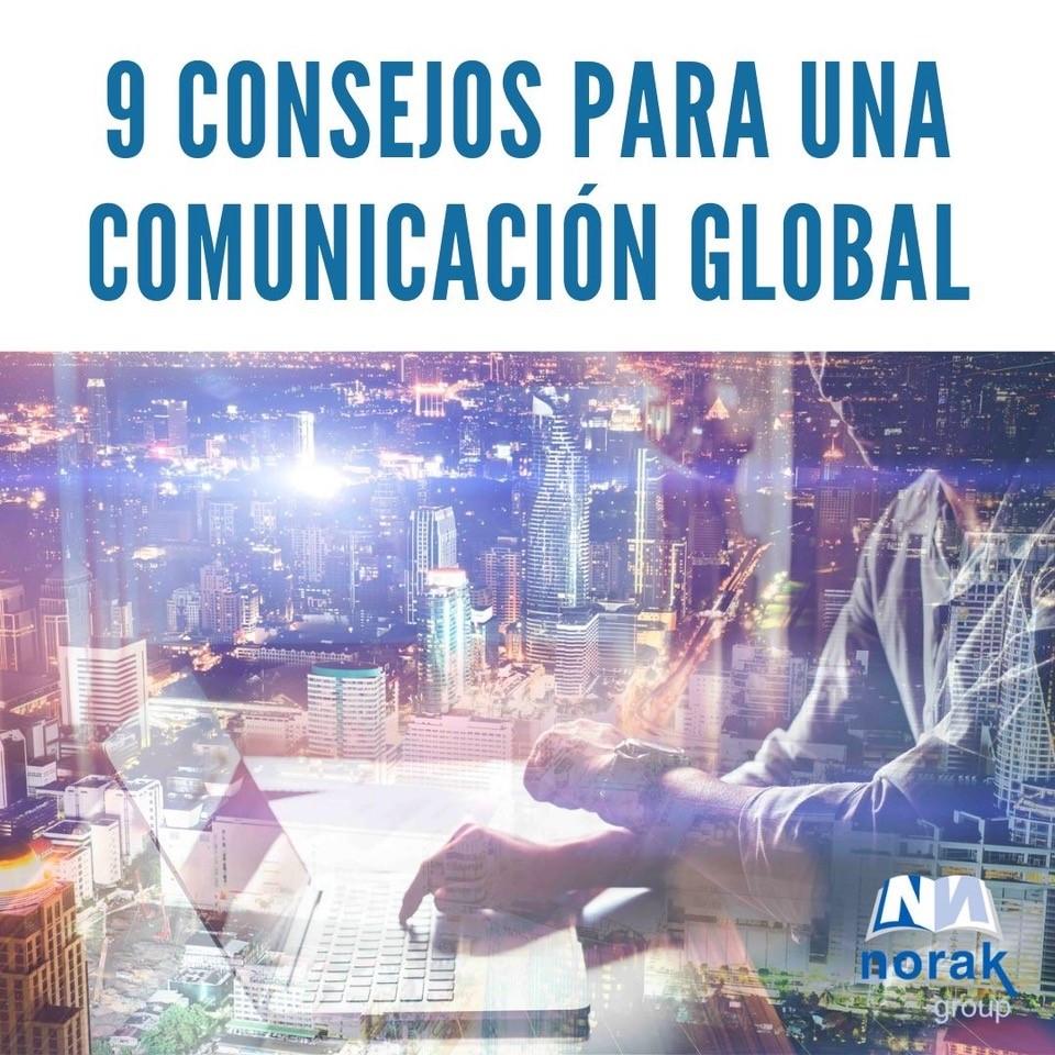 9 consejos para una comunicacion global